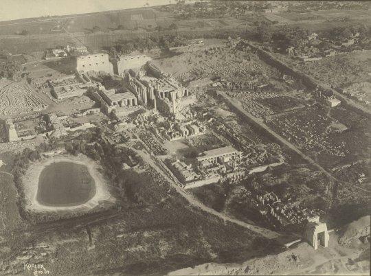 Tempelanlage von Karnak