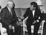 Gipfeltreffen Kennedy-Chruschtschow in Wien