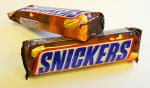 Snickers-Riegel