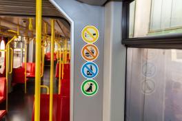 Die wichtigsten Regeln fürs U-Bahn-Fahren